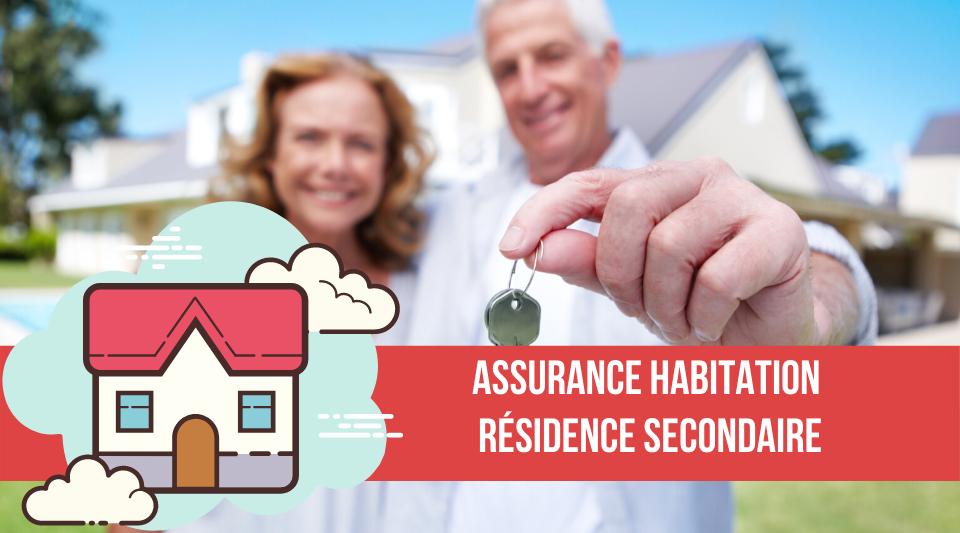 une assurance habitation pour les résidences secondaires