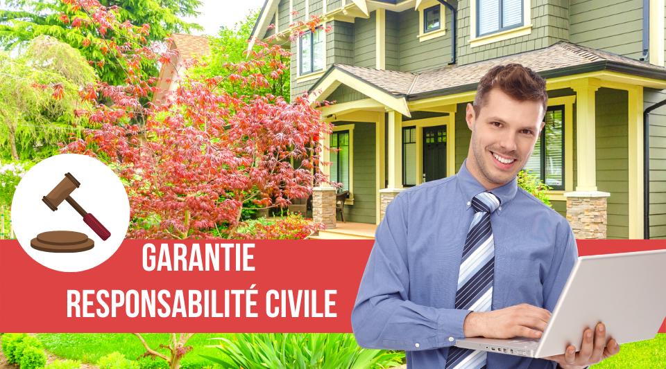 la garantie responsabilité civile dans les assurances pour le logement