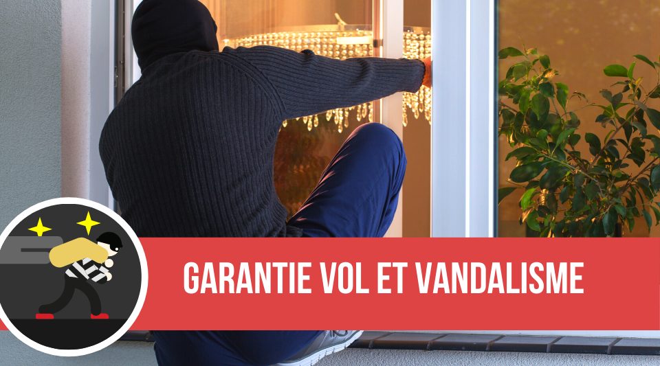 protection en cas de vol et de vandalisme grace a son assurance