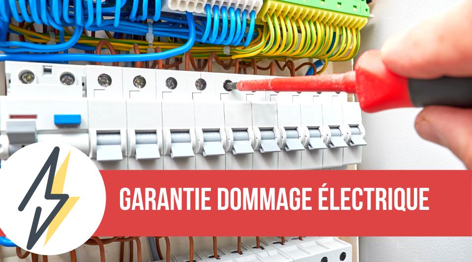 toutes les assurances logements ont-elles la garantie dommages électriques ?
